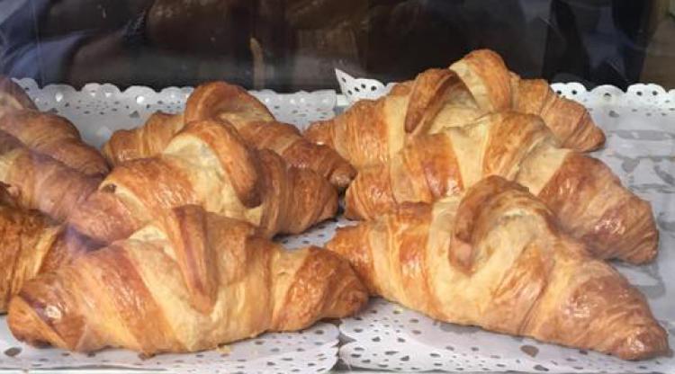 croissants 100 € mantequilla la creme de la creme