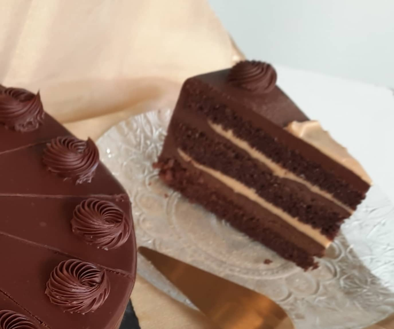 tarta de chocolate en sevilla
